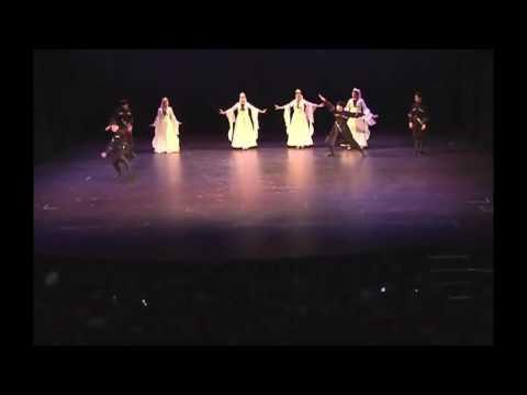 Tabriz Dance Group - Lezginka (Toronto)