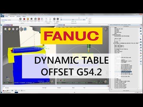 Dynamic Offset: unlock full machine potential & build confidence | Features | NCSIMUL MACHINE