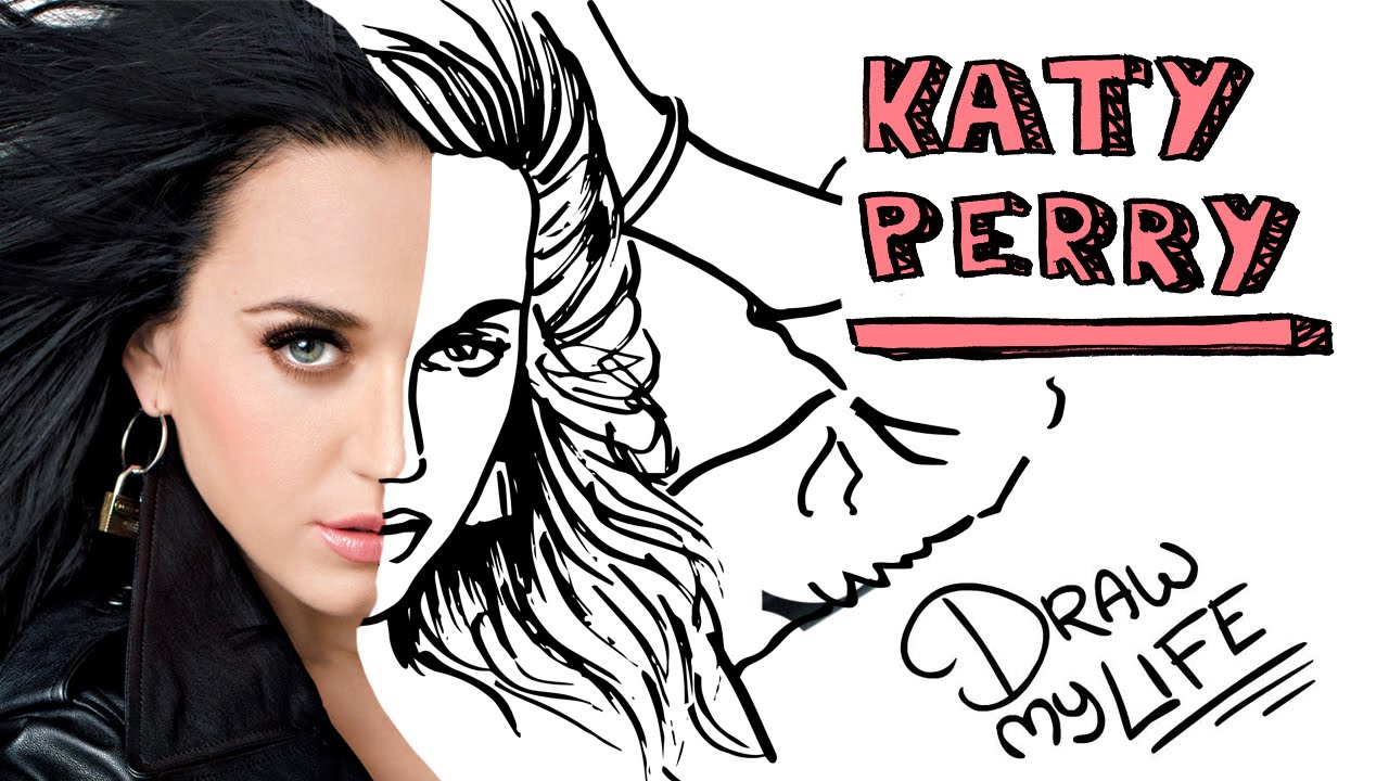 KATY PERRY | Draw My Life