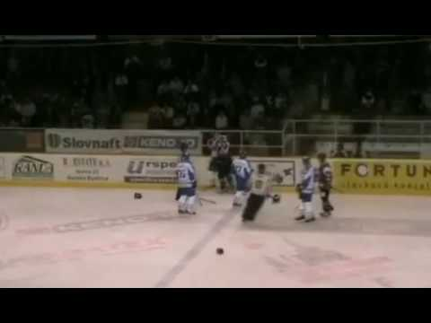 Slovak Tipsport League, season 2015/16, fights part 1. from YouTube · Duration:  3 minutes 16 seconds
