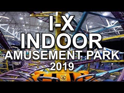 I-X Indoor Amusement Park 2019 (full version)