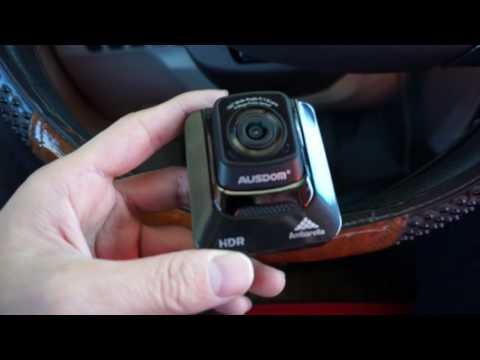 Ausdom AD282 Dash Cam Review