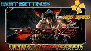 200MB download tekken 6 for android highly compressed in