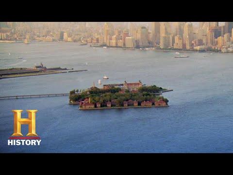 Deconstructing History - Ellis Island