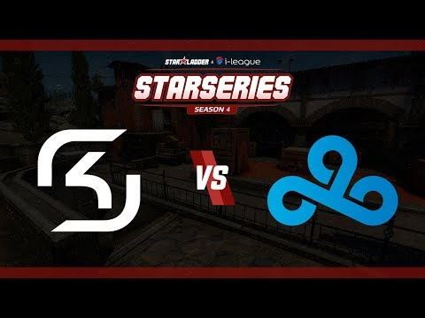 StarSeries i-League S4 - SK Gaming vs. Cloud9 (Mapa 2 - Inferno) - Narração PT-BR