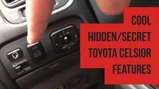 видео Toyota Celsior