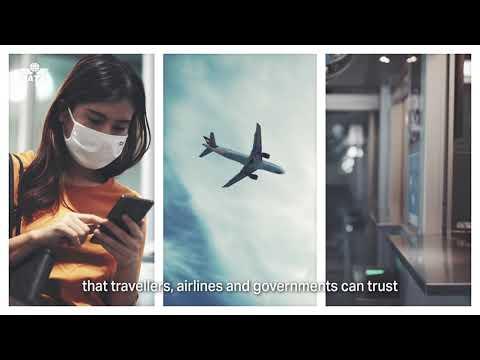 IATA TravelPass  - English subtitles