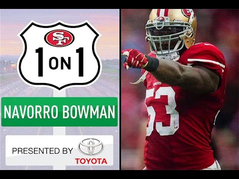 1-on-1 Interview with 49ers Linebacker NaVorro Bowman