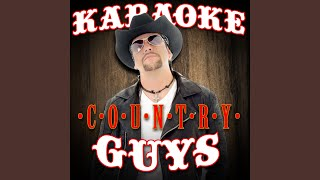 Cowgirls Don't Cry (In the Style of Brooks and Dunn) (Karaoke Version)