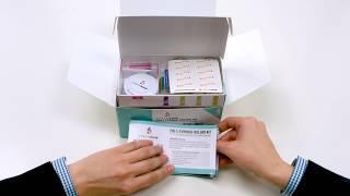 Unboxing Certa Dose PALS Syringe Holder Kit (First Look)