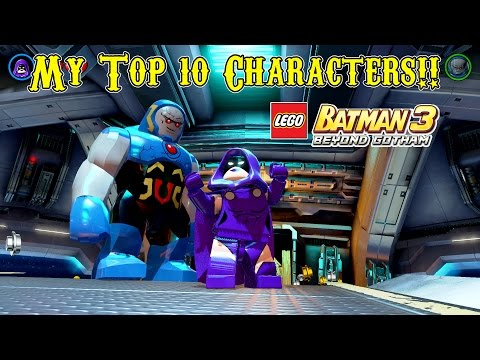 lego batman 3 character grid - photo #19