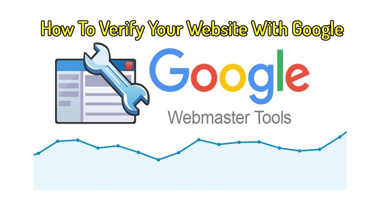 how to verify your website with google webmaster tool 2018 xml
