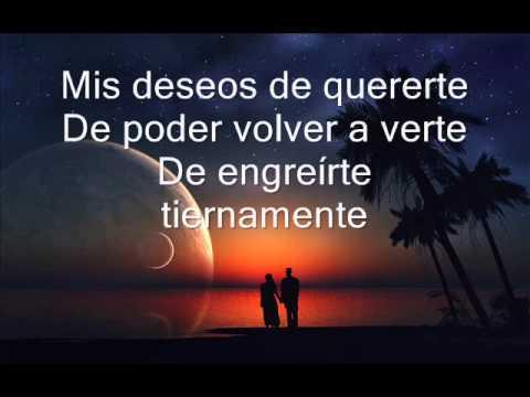 Una Cancion De Amor - Daniel Lazo (Letra)
