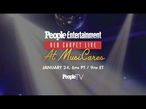 2020 MusiCares Red Carpet LIVE | PeopleTV