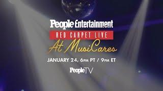 2020 MusiCares Red Carpet LIVE   PeopleTV