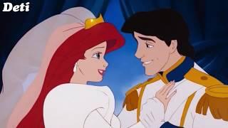 Свадьба Ариэль и принца (музыка из мультфильма Русалочка)
