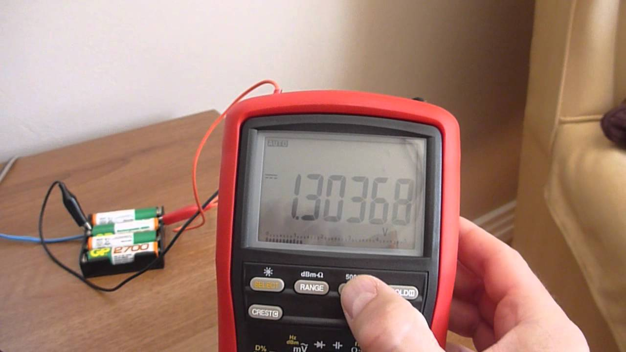 When resolution really does count! - Brymen TBM867 / BM867 Multimeter