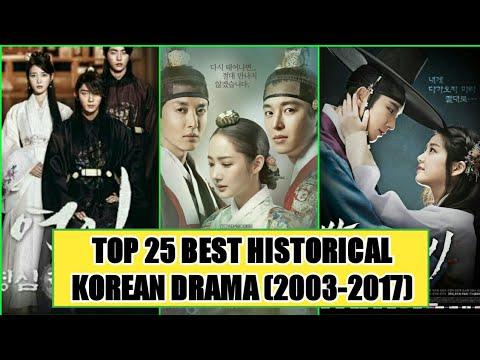 Download [TOP 25] Best Historical Korean Drama List (2003-2017)