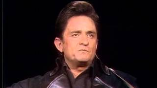 "Johnny Cash : ""Man In Black"" (Original performance on ""The Johnny Cash Show"")"