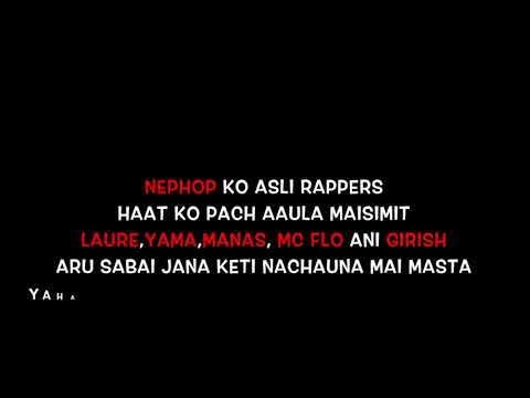 New Nepali Rap (Swami D Diss)