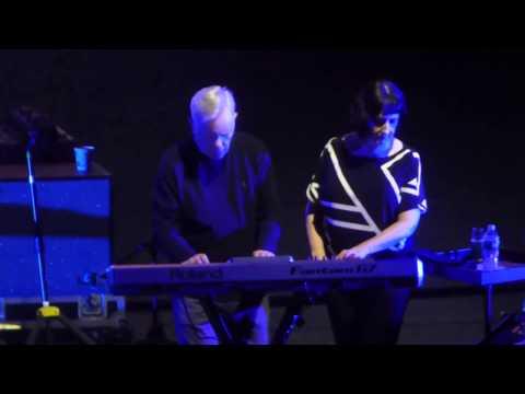 """Blue Monday"" New Order@Radio City Music Hall New York 4/13/17"
