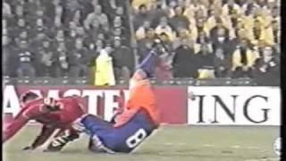Verslag Belgie-Nederland 0-3 (1996)