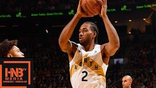 Toronto Raptors vs Washington Wizards Full Game Highlights   11.23.2018, NBA Season