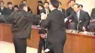 Дзюдо в парламенте Японии