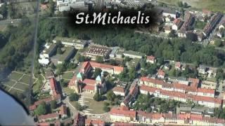 Hildesheim und Umgebung aus der Luft (HD)