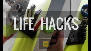 Life hacks - 3d print life hacks / impresora 3d