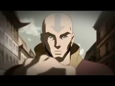 Avatar La leyenda de aang años después  Español
