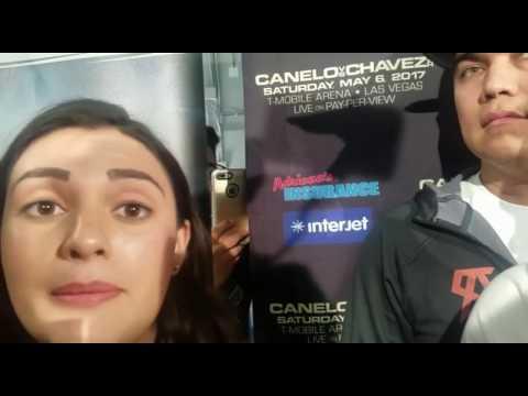 Julio Cesar Chavez Full Interview On Canelo Albvarez Fight EsNews Boxing