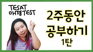 #2 이주 공부 후 중간점검 1탄/ 백지공부법 방법 안…