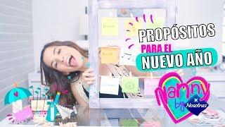 Video ¡¡Tips para cumplir los propósitos de año nuevo!! Nanny by Nosotras download MP3, 3GP, MP4, WEBM, AVI, FLV Januari 2018