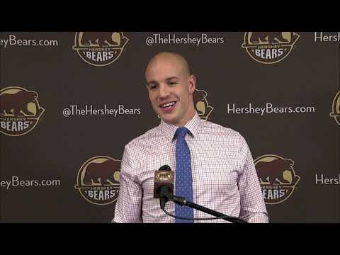 Spencer Carbery Postgame Interview - November 16, 2018