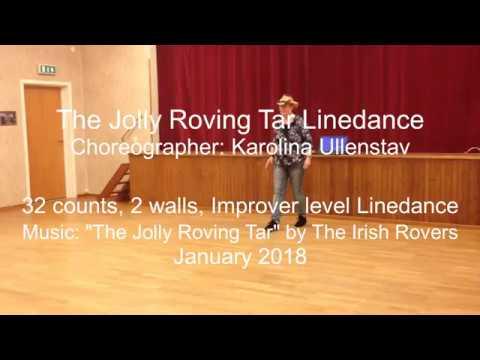 The Jolly Roving Tar Linedance