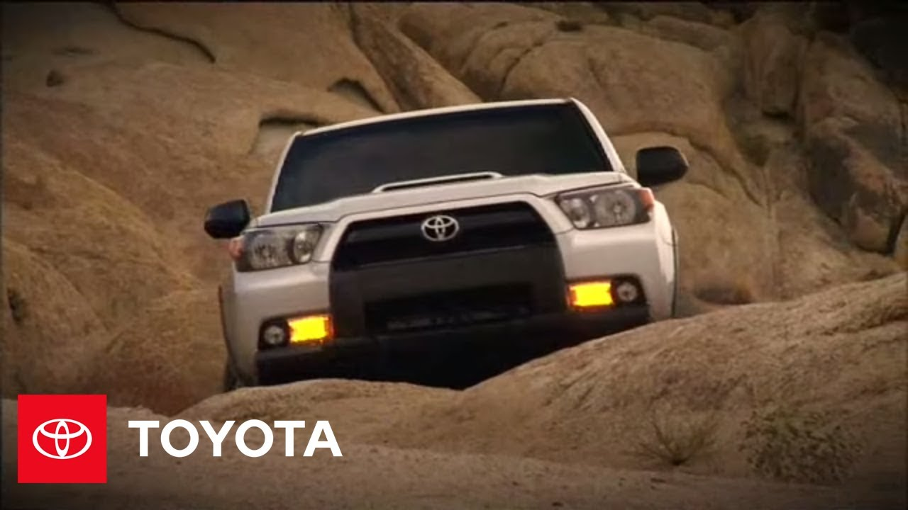 2010 4Runner How-To: Introduction | Toyota