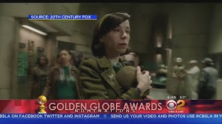 Golden Globe Nominations Builds Buzz For Yet-To-Be Released Films