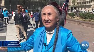 Uyg'urlar: Qardosh xalqlar bizga quloq tutsin