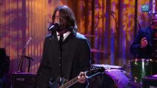 dave grohl performs band on the run in performance at the white house