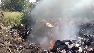 Донбасс, Сбит самолёт Су 25 ВСУ Пилота взял  в плен местный дед, всадив в него заряд мелкой дроби