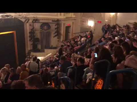 Oct 8 2017 Chicago musical ambassador teather Broadway