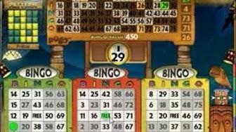 Play Bingo Luau - Free Online Game   Pogo Games Commercial