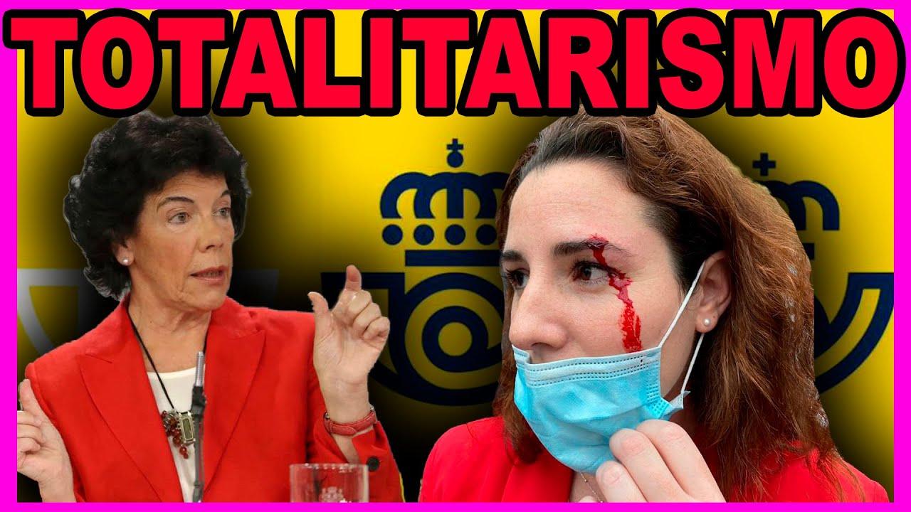 😨😨😨 El TOTALITARISMO del GOBIERNO PSOE PODEMOS con VOX y la derecha - La Nicoteca