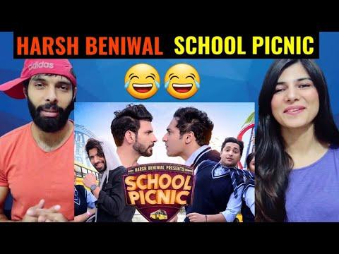 SCHOOL PICNIC | School Diaries 2.0 | Harsh Beniwal | REACTION video