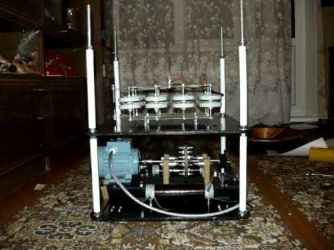 трансформатор тесла принцип работы видео
