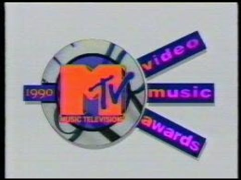 1990 MTV Video Music Awards Nominees & Winners