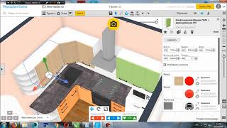 18. Проектируем кухню с нуля в программе PLANOPLAN. 1 часть.