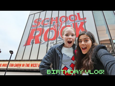 *SURPRISE* What I Got My LITTLE SISTER For Her 11th BIRTHDAY! FAMILY VLOG