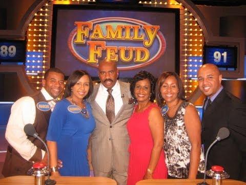 The Griffins Episode of Family Feud- Original Show (Atlanta, Georgia)